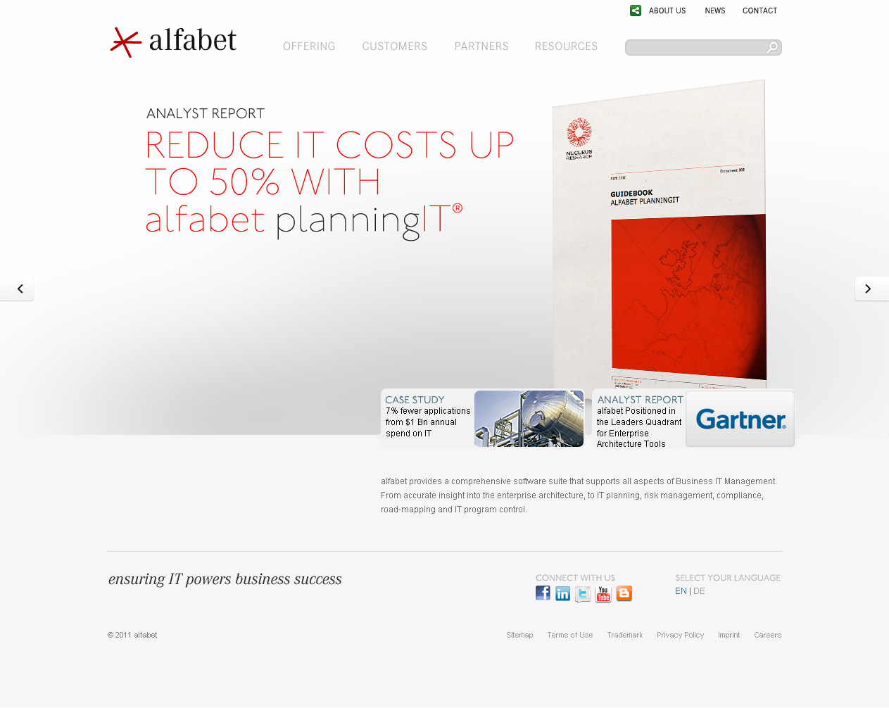 Preview image for alfabet.com