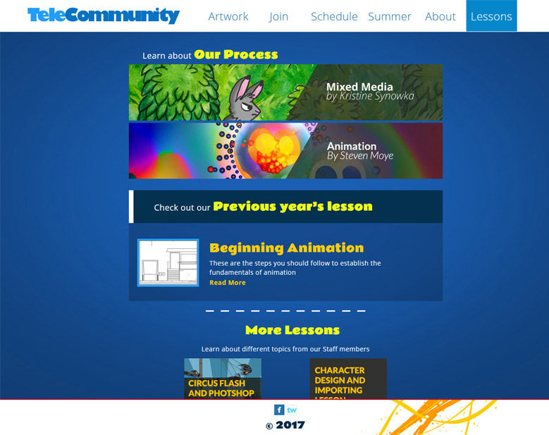 Preview image for Telecommunity.org