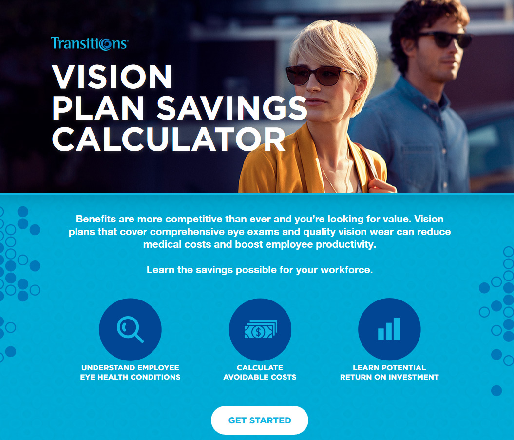Vision Plan Calculator